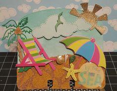 Memory Dex card,  rolodex  Ocean view