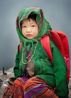 Awesome child VietNam