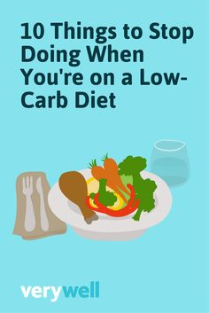 Eating a healthy low-carb diet isn't always easy, especially at first. But you can definitely make it worse for yourself! Here are ten easy things you can stop doing to make it easier on yourself.