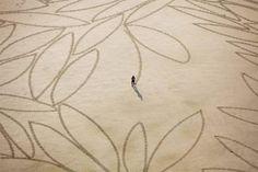 sand art - Jim Denevan