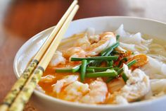 Best recipe for Ipoh hor fun noodles