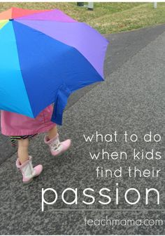 what to do when kids find their passion | awesome guest post on @Amy Lyons Lyons Lyons mascott @Amy Lyons Lyons mascott @Amy Lyons mascott @amy mascott @teachmama by @AJ Juliani #edchat #weteach #20time