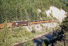 Ho Trains, Model Trains, Railroad Photography, Art Photography, Beach Vacation Outfits, Railroad Pictures, Milwaukee Road, Train Pictures, Train Tracks