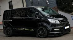 Transit Custom, Vans Style, Ford Transit, Custom Vans, Rat Rods, Cars And Motorcycles, Planes, Boats, Connect