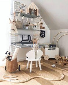 Bedroom Decoration Scandinavian Kids Rooms 45 New Ideas Trendy Bedroom, Kids Bedroom, Bedroom Decor, Childrens Room Decor, Kids Decor, Home Decor, Kids Play Corner, Scandinavian Kids Rooms, Ideas Hogar