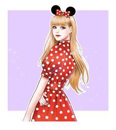 Photo not mine. Anime Girl Drawings, Kpop Drawings, Anime Art Girl, Kim Jennie, Thai Princess, Kim Jisoo, Blackpink Fashion, Kawaii Chibi, True Art