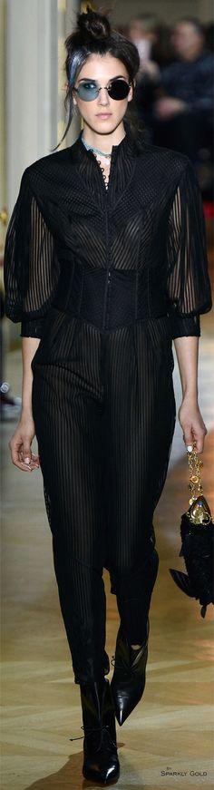 Ulyana Sergeenko Spring 2016  Couture