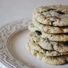 Cookies mit Oreo Cookies