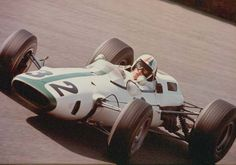 1966 Reg Parnell Racing Lotus 25 - BRM Mike Spence