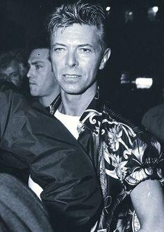 Bowie/Tin Machine, Photo by Gie Knaeps. Glam Rock, Tin Machine, David Bowie Starman, The Thin White Duke, Major Tom, Studio 54, Ziggy Stardust, Now And Forever, Most Beautiful Man