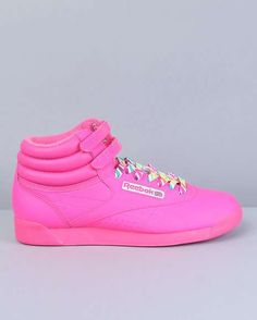 Candy-Colored Kicks - The Reebok Freestyle 30th Anniversary Shoes are  Totally Rad (GALLERY