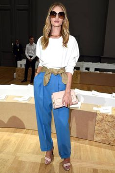 RHW at the Chloé S/S 2015 Show