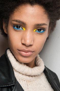 makeup 2018 color - The Best Fall 2017 Makeup Trends From the Runway Makeup Inspo, Makeup Tips, Hair Makeup, Makeup Ideas, Makeup Geek, Beauty Makeup, Cute Makeup, Gorgeous Makeup, Edgy Makeup