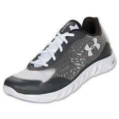 Men s Under Armour Spine Lazer Running Shoes Blanco Y Negro cf95d48a08308