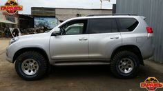 "Toyota Land Cruiser Prado 150 MT 35"" с подвеской +2"""