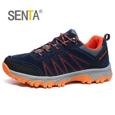 SENTA Women  Hiking Shoes Men New Autumn Winter Brand Outdoor Mens Sport Cool Trekking Mountain Woman Climbing Athletic Shoes -  #buy #sellers #seller #ebay #amazon #aliexpress #buynow #free #nowbuy #coolathleticshoes