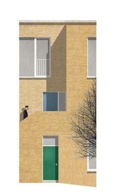 Boechout Midden | KOMAAN!architecten voor no-nonsense verzinsels en allerhande projecten.