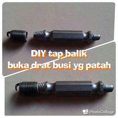 tap balik screw extractor