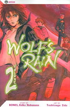 Wolf's Rain 2: Four Wolves on the Run from Mankind