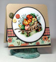 Fall Haul Digital Stamp Set | Power Poppy by Marcella Hawley