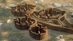 Göbekli Tepe, the oldest temple on earth. Stonehenge was built about 4000 years ago. Egypt's Pyramids started around 4700 years ago. Gobekli Tepe is 12,000 years old. Located in eastern Turkey, not far from the Euphrates.