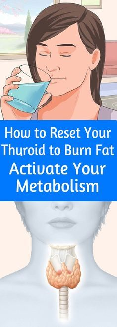 How to Reset Your Thyroid to Burn Fat & Activate Your Metabolism