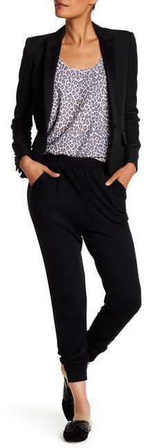 Karen Kane Relaxed Sweatpants