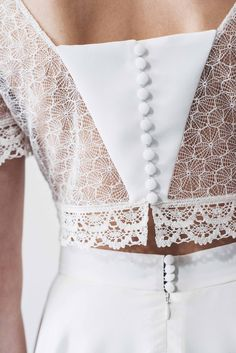Cute Pattern, Wedding Trends, Wedding Bride, Bridal Dresses, Wedding Inspiration, Gowns, Lace, How To Wear, Clothes