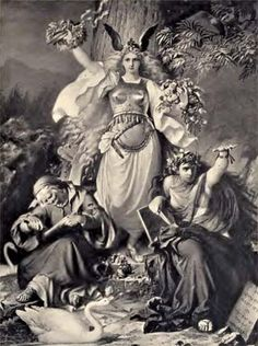 The Norns (Old Norse: norn, plural: nornir) in Norse ...