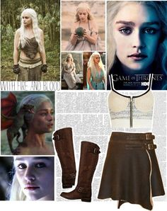 """""""In the land of gods and monsters 