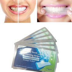 7Pairs New Teeth Whitening Strips Gel Care Oral Hygiene Clareador Dental Bleaching Tooth Whitening Bleach Teeth Whiten Tools http://reviewscircle.com/Teeth-Whitening-4-You