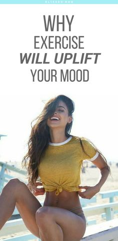 WHY EXERCISE WILL UPLIFT YOUR MOOD | happy, happiness, exercise, fitspiration, fitspo, health + Fitness, fitness motivation, how to be happy | These simple 8 tips have totally changed my life physically and mentally! Totally ready for this new year!