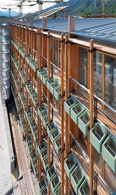 Le Albere, Riqualificazione dell'area industriale ex Michelin, Renzo Piano Building Workshop, c. 2013, multifamily, mixed-use