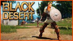 ► Back Desert: Gameplay con clase Warrior | Español