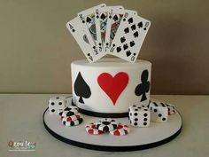 #casinocake