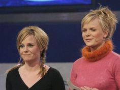 Solveig Kloppen og Ingrid Gjessing i andre runde av Idol.