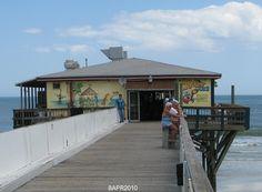 boardwalk in daytona, fl | P7160 8APR2010 Crabby Joe's Deck & Grill in Daytona Beach Shores FL ...