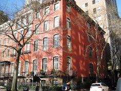 Daytonian in Manhattan: The 1849 Dr. Valentine Mott Mansion - No. 1 Gramercy Park