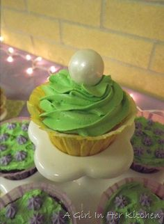 A Girl In Her Kitchen: Tinker Bell Birthday Party