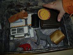 boite à conte, livre à conter et théatre d'ombres pour roule galette