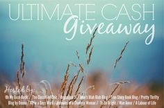 February Ultimate Cash Giveaway — $600! Ends 3/19 - Mommies with Cents
