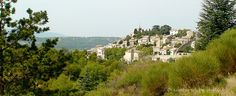 The beautiful hill village of Bonnieux in Provence, France by flyingkiwigirl (in a muddle & about to move), via Flickr