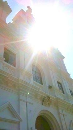Church wiTh Sun by deepaK kumar on 500px