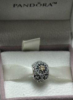 GENUINE S925 SILVER ALE PANDORA OPENWORK ABSTRACT PAVE 791370CCZ NEW +BOX
