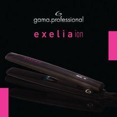 New Exelia ION #styler, presented at #Cosmoprof2014 by #GamaProfessional! http://blog.gamaprofessional.it/prodotti/nuova-piastra-exelia-ion #Gama #gamaitalia #beautytechnology #hair #straightener #straighteners #hairstraightener #hairstraighteners #capelli #piastra #piastra #haircare #bellezza