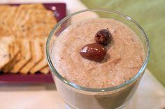 white bean and artichoke dip