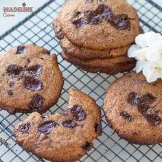 Fursecuri cu unt de migdale / Almond butter cookies