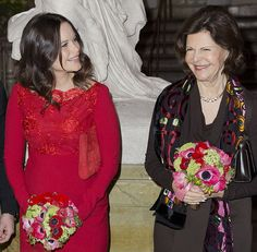Royal Family Around the World: Swedish Royals Attend Royal Swedish Academy of Fine Arts' Formal Gathering at the Royal Swedish Academy of Fine Arts on February 19, 2016 in Stockholm, Sweden.