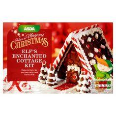 make your own rocky road house kit 3 asda christmas
