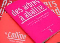 La Colline théâtre national 13/14 - Programme